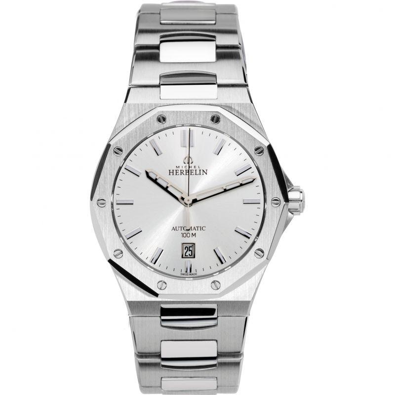 Mens Michel Herbelin Odyssee Automatic Watch