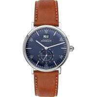Herren Michel Herbelin Montmartre Watch 18247/15GO