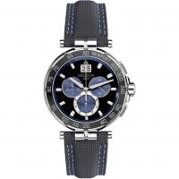 homme Michel Herbelin Newport Chronograph Watch 36656/AN65