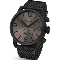 Mens TW Steel Son Of Time Aeon Limited Edition Chronograph 48mm Watch