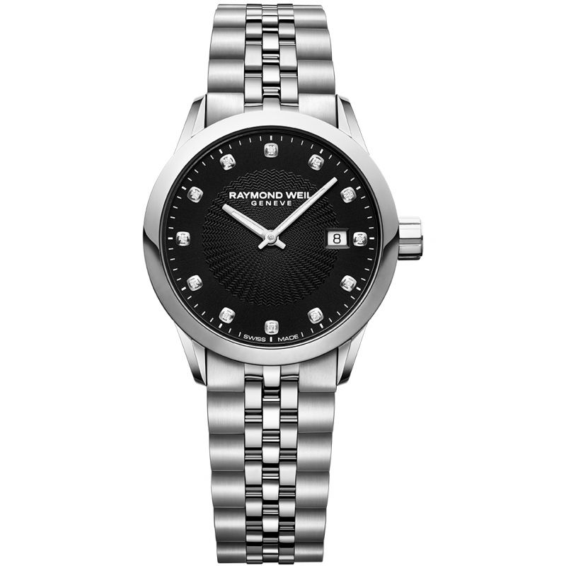 Ladies Raymond Weil Freelancer Diamond Watch