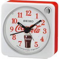 horloge Seiko Clocks Bedside Alarm Clock QHE905W