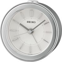 horloge Seiko Clocks Bedside Alarm Clock QHE156S