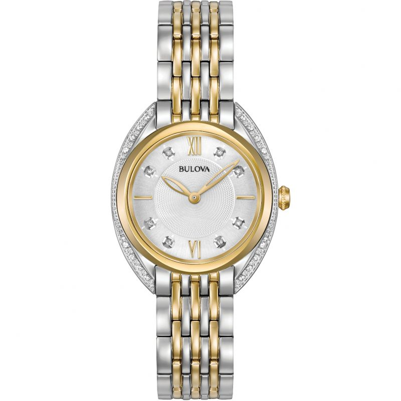 Bulova Classic Diamond Watch