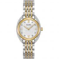 femme Bulova CURV Watch 98R229