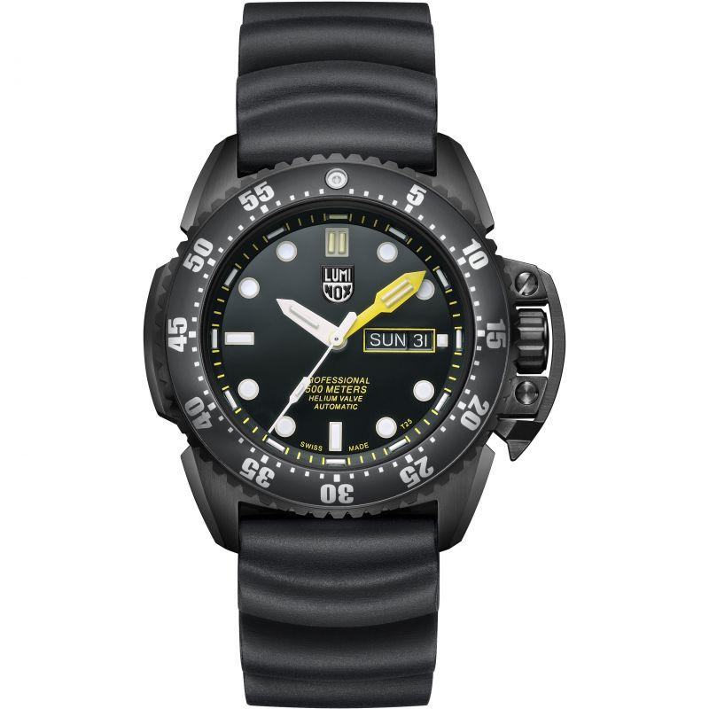 Mens Luminox Deep Dive 1520 Series Automatic Watch