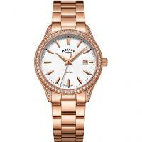 Damen Rotary Oxford Watch LB05096/02