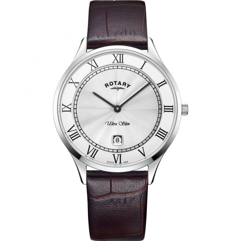 Mens Rotary Ultra Slim Watch