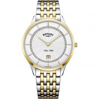 homme Rotary Ultra Slim Watch GB08301/02