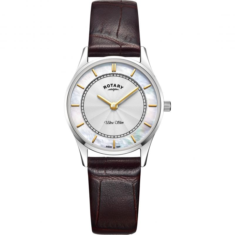 Ladies Rotary Ultra Slim Watch