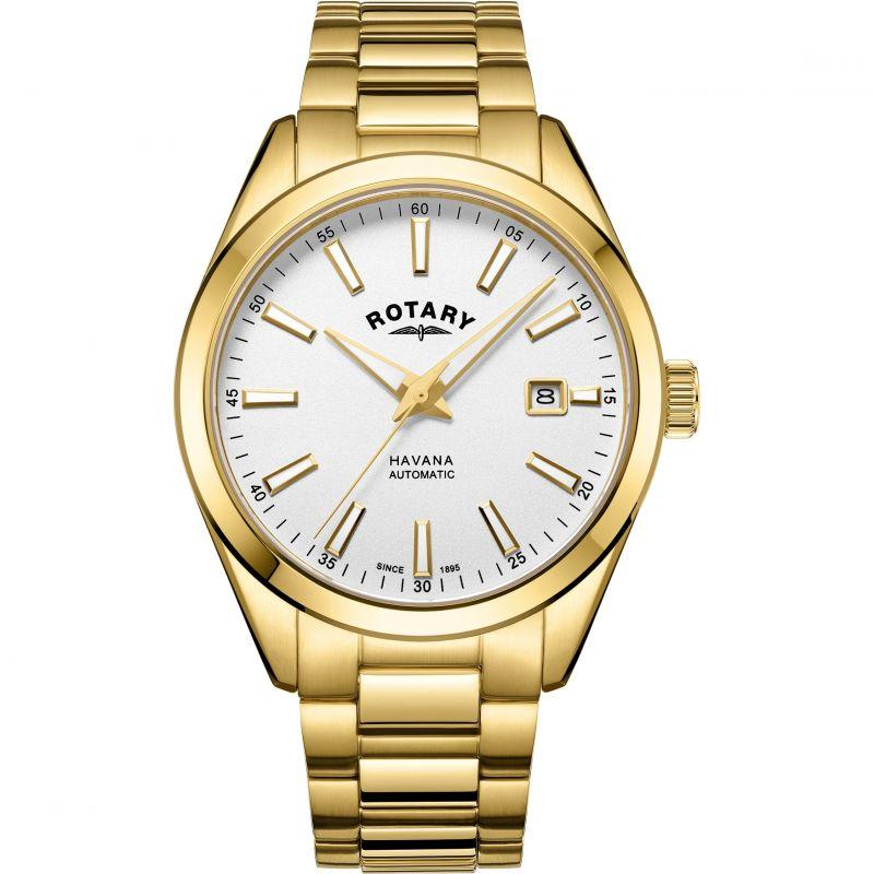Mens Rotary Havana Automatic Watch