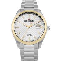 Herren Ben Sherman The Ronnie Professional Watch WBS109GSM