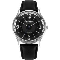 Ben Sherman Herenhorloge Zwart BS001BB