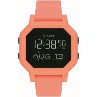 Unisex Nixon The Siren Wecker Chronograf Uhren