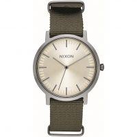 Unisex Nixon The Porter Nylon Watch A1059-2232