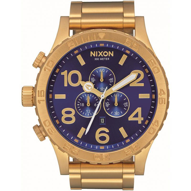 Unisex Nixon The 51-30 Chrono Chronograph Watch