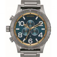 Herren Nixon The 51-30 Chrono Chronograf Uhr