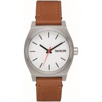 Orologio da Nixon The Medium Time Teller Leather A1172-2312
