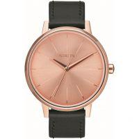 Unisex Nixon The Kensington Leather Pack Watch A1190-2780