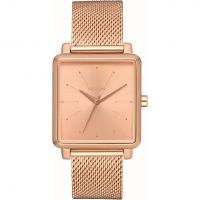 unisexe Nixon The K Squared Milanese Watch A1206-897