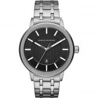 Armani Exchange Herenhorloge Zilver AX1455