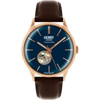 Henry London Heritage Herenhorloge HL42-AS-0278