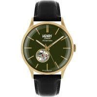 Henry London Heritage Herenhorloge HL42-AS-0282