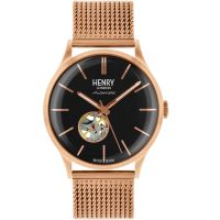 Henry London Heritage Herenhorloge HL42-AM-0286