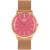 Zegarek damski Henry London Iconic HL40-M-0312