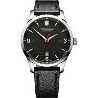 Herren Victorinox Schweizer Militär Alliance Automatik Uhr
