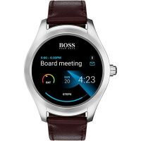 Hugo Boss Boss Touch Bluetooth Android Wear Herrklocka Svart 1513551