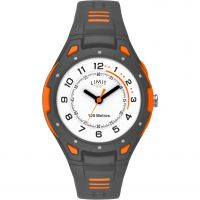 Limit Herenhorloge Grijs 5895.24