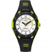Limit Herenhorloge Zwart 5896.24