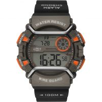 Mens Limit Alarm Chronograph Watch
