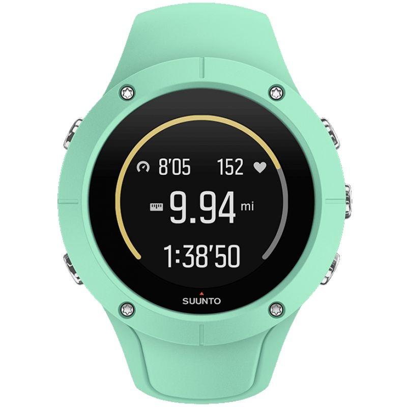 Unisex Suunto Spartan Trainer Wrist HR Bluetooth GPS Alarm Chronograph Watch
