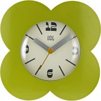 horloge Orla Kiely Clocks Moss Clock OK-ACLOCK02