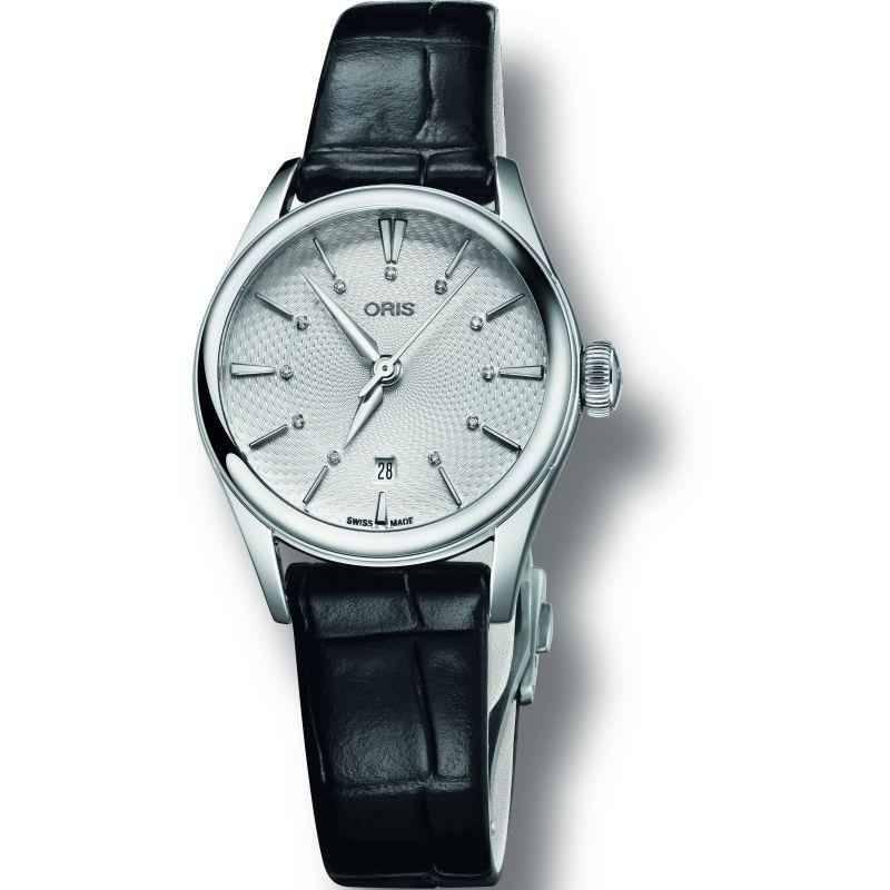 Ladies Oris Artelier Date Automatic Watch 015617224051-0751464FC