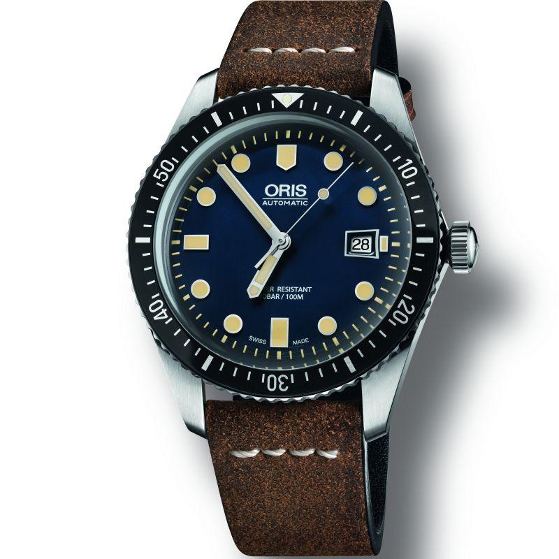 Mens Oris Diver Heritage Automatic Watch