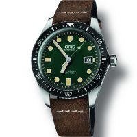 homme Oris Diver Heritage Watch 0173377204057-0752102