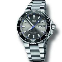 homme Oris Aquis Watch 0175277334183-SET-MB