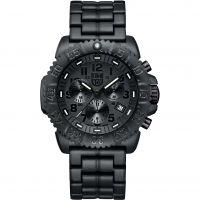 Herren Luminox 3080 Serie Navy Seal Colormark Chronograf Uhren