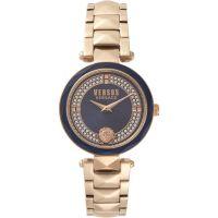 Damen Versus Versace Covent Garden Crystal Watch SPCD270017