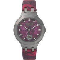 femme Versus Versace Laguna City Camouflage Watch SP35010017