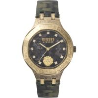 femme Versus Versace Laguna City Camouflage Watch SP35020017