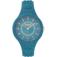 Unisex Versus Versace Fire Island Glitter Watch SPOQ180017
