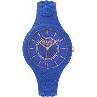 unisexe Versus Versace Fire Island Glitter Watch SPOQ190017