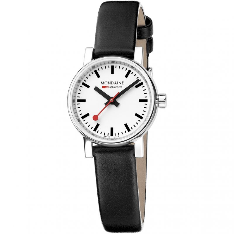 Ladies Mondaine Swiss Railways Evo2 Petite Watch