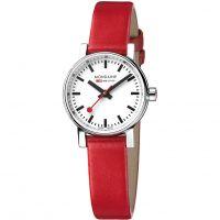 Damen Mondaine Swiss Railways Evo2 Petite Watch MSE26110LC