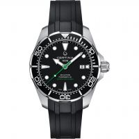 Herren Certina DS Action Diver Powermatic 80 Watch C0324071705100