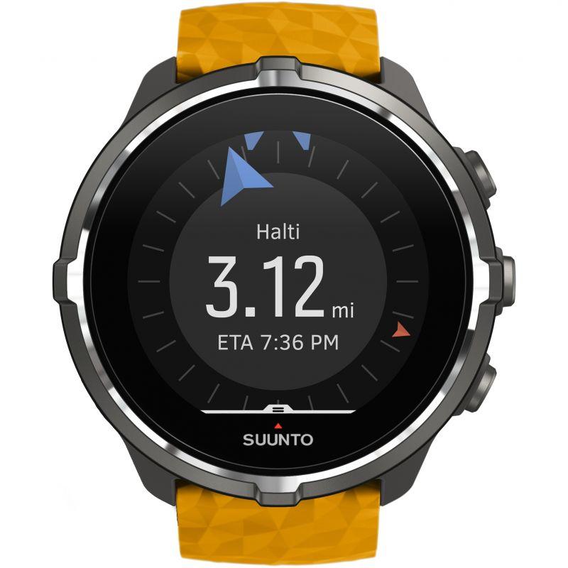 Unisex Suunto Spartan Wrist HR Barometer Bluetooth Alarm Chronograph Watch